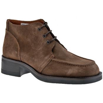 Skor Herr Boots Stone Haven  Brun