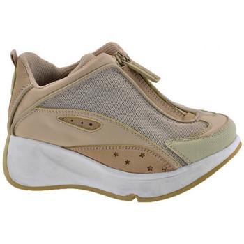 Skor Barn Höga sneakers Fornarina  Beige