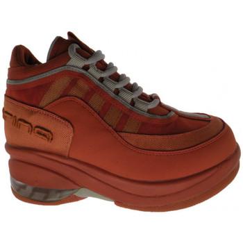 Skor Barn Höga sneakers Fornarina  Orange