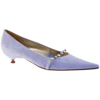 Skor Dam Ballerinor Fascino  Violett
