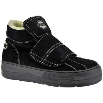 Skor Herr Höga sneakers Rock  Svart