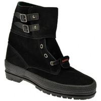 Skor Dam Boots Superga  Svart