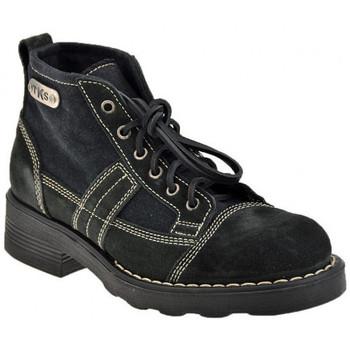 Skor Dam Boots Tks  Svart
