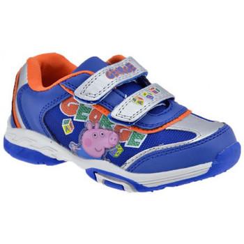 Skor Barn Sneakers Peppa Pig  Blå