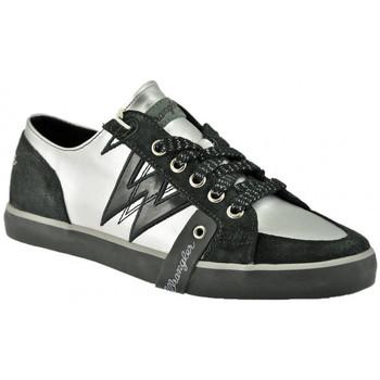 Skor Dam Sneakers Wrangler  Silver
