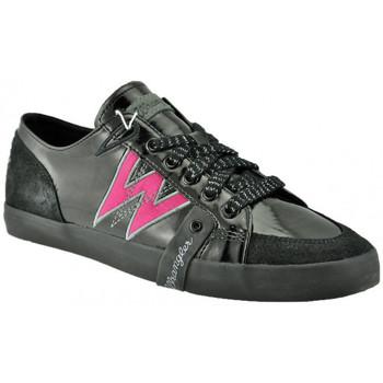 Skor Dam Sneakers Wrangler  Svart