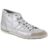 Skor Herr Höga sneakers OXS  Silver