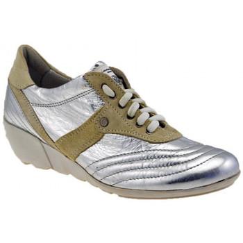 Skor Dam Höga sneakers OXS  Silver