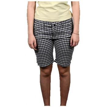 textil Dam Shorts / Bermudas Converse  Blå