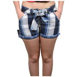 textil Dam Shorts / Bermudas Converse  Flerfärgad