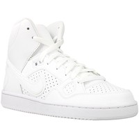 Skor Barn Höga sneakers Nike Son OF Force Mid GS Vit