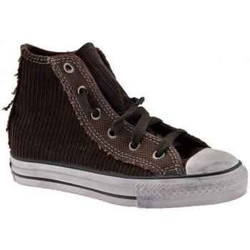 Skor Barn Höga sneakers Converse  Brun