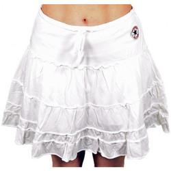 textil Dam Shorts / Bermudas Converse  Vit