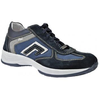 Skor Herr Höga sneakers Zen  Blå