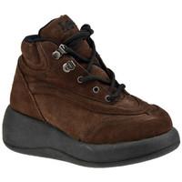 Skor Dam Höga sneakers Lee  Brun
