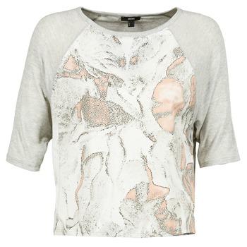 textil Dam T-shirts Mexx EXOTI Grå