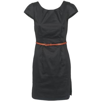 textil Dam Korta klänningar Vero Moda KAYA Svart