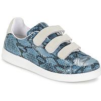 Skor Dam Sneakers Yurban ETOUNATE Blå / Jeans