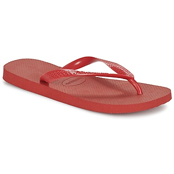 Skor Flip-flops Havaianas TOP Rubinröd / Röd