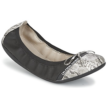 Skor Dam Ballerinor LPB Shoes CAPRICE Svart