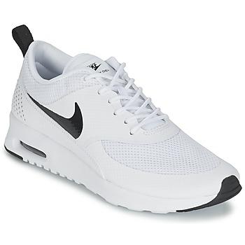 Skor Dam Sneakers Nike AIR MAX THEA W Vit / Svart