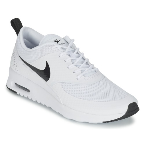 low priced d5ab6 f6a3d Skor Dam Sneakers Nike AIR MAX THEA W Vit   Svart