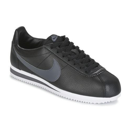 size 40 acc83 b5ff2 ... skor herr sneakers nike classic cortez leather svart grå