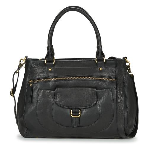 Väskor Dam Handväskor med kort rem Betty London ETRAME Svart