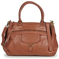 Väskor Dam Handväskor med kort rem Betty London ETRAME COGNAC