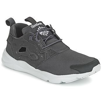 Skor Herr Sneakers Reebok Classic FURYLITE SP Grå / Vit