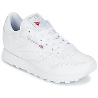 Skor Dam Sneakers Reebok Classic CLASSIC LEATHER Vit