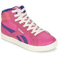 Skor Flick Höga sneakers Reebok Classic REEBOK ROYAL COMP 2 Rosa