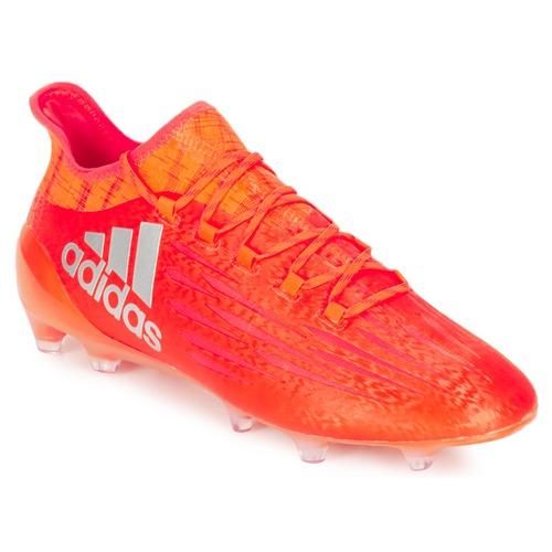 adidas Originals X 16.1 FG Orange - Fri frakt hos Spartoo.se ... 534140e366dfc