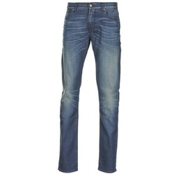 textil Herr Stuprörsjeans 7 for all Mankind RONNIE ELECTRIC MIND Blå