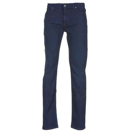 Jeans 7 for all Mankind RONNIE WINTER INTENSE Blå / Mörk 350x350