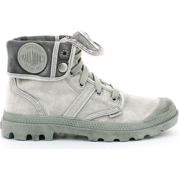 Skor Boots Palladium BAGGY TOILE Gris