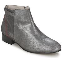 Skor Dam Boots Alba Moda FLONI Silver