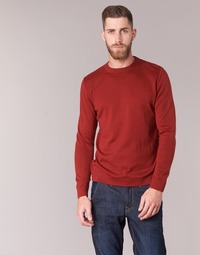 textil Herr Tröjor BOTD ELABASE ROUND Röd