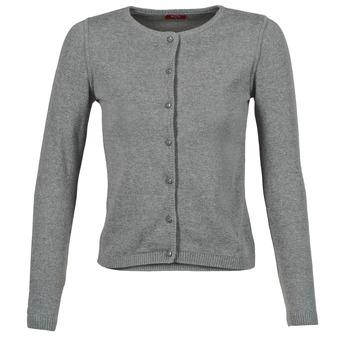 textil Dam Koftor / Cardigans / Västar BOTD EVANITOA Grå