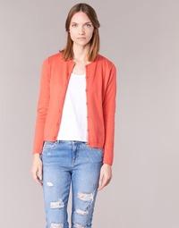 textil Dam Koftor / Cardigans / Västar BOTD EVANITOA Orange