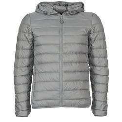 textil Herr Täckjackor Benetton FOULI Grå