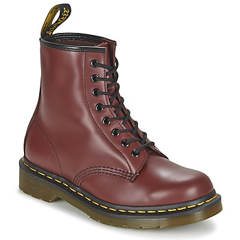 Skor Boots Dr Martens 1460 Röd