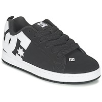 Skor Herr Skateskor DC Shoes COURT GRAFFIK Svart