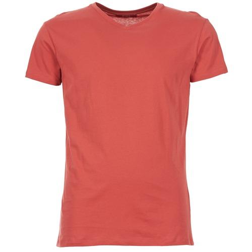 textil Herr T-shirts BOTD ECALORA Röd