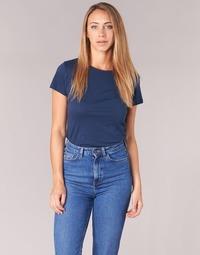 textil Dam T-shirts BOTD EQUATILA Marin