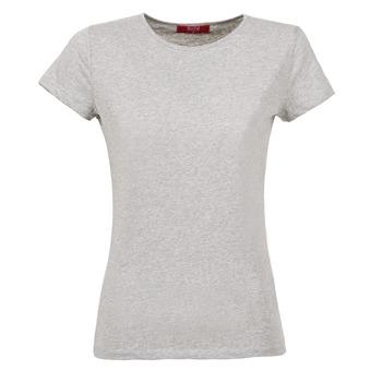 textil Dam T-shirts BOTD EQUATILA Grå / Melerad