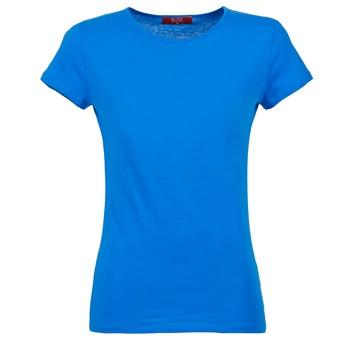 textil Dam T-shirts BOTD EQUATILA Blå