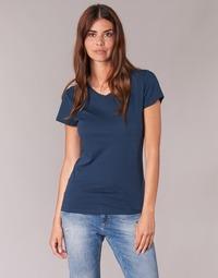 textil Dam T-shirts BOTD EFLOMU Marin
