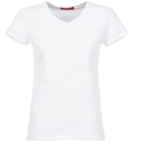 textil Dam T-shirts BOTD EFLOMU Vit