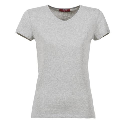 textil Dam T-shirts BOTD EFLOMU Grå